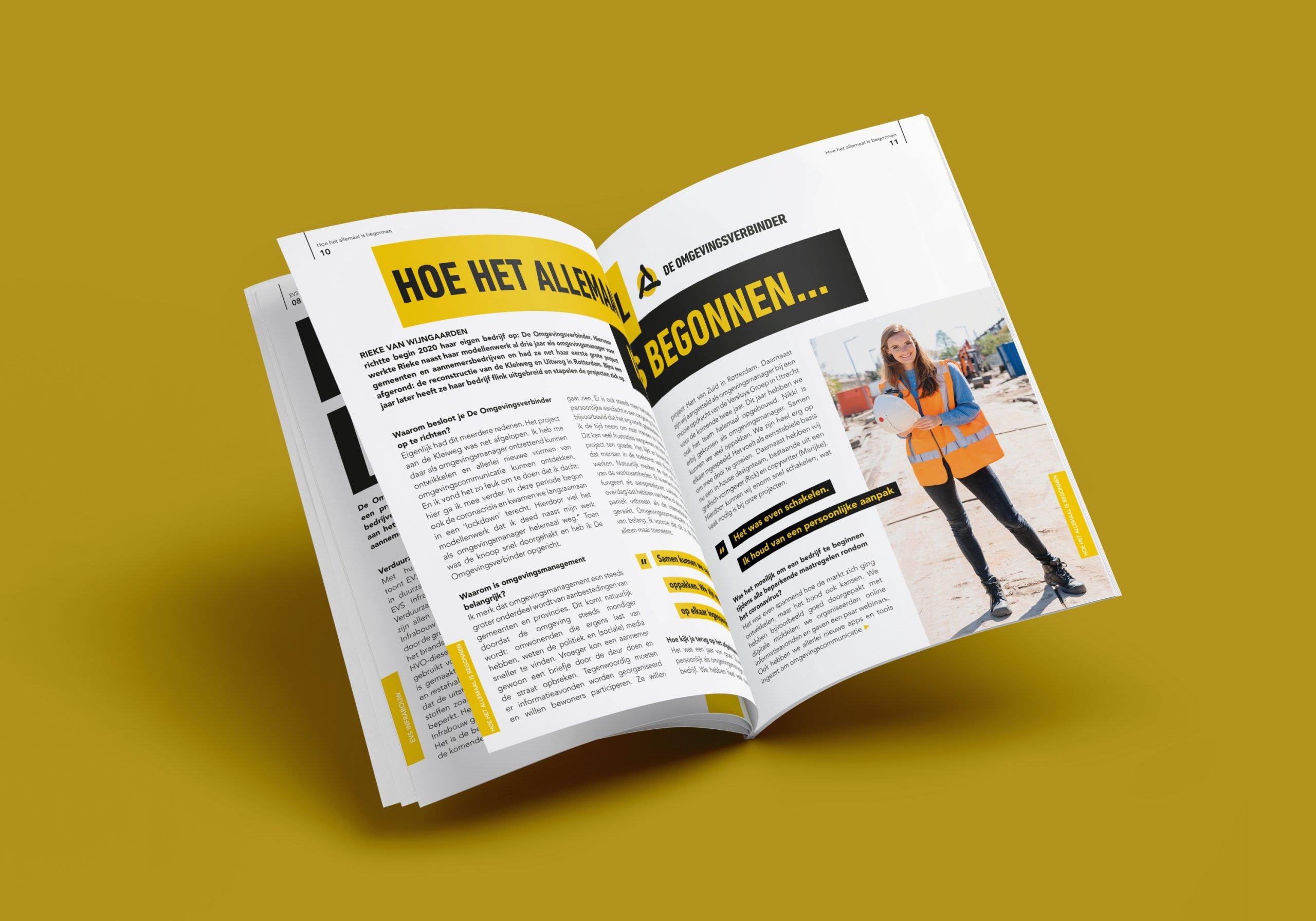 Magazine De Omgevingsverbinder
