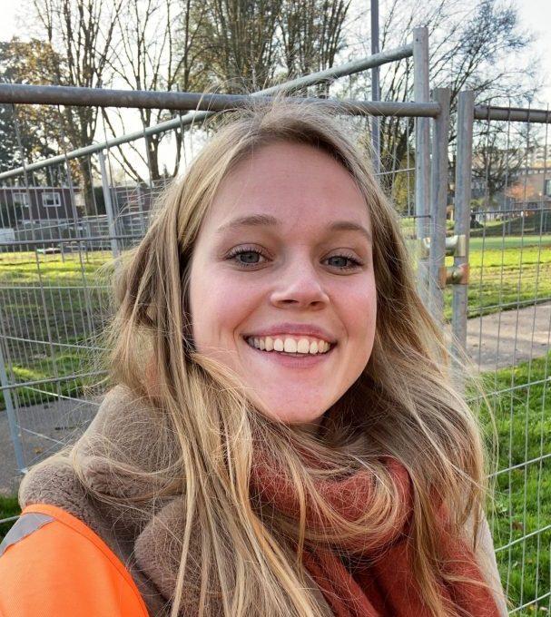 Nikki van Alphen Omgevingsmanager